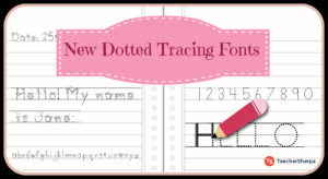 Dotted Trace