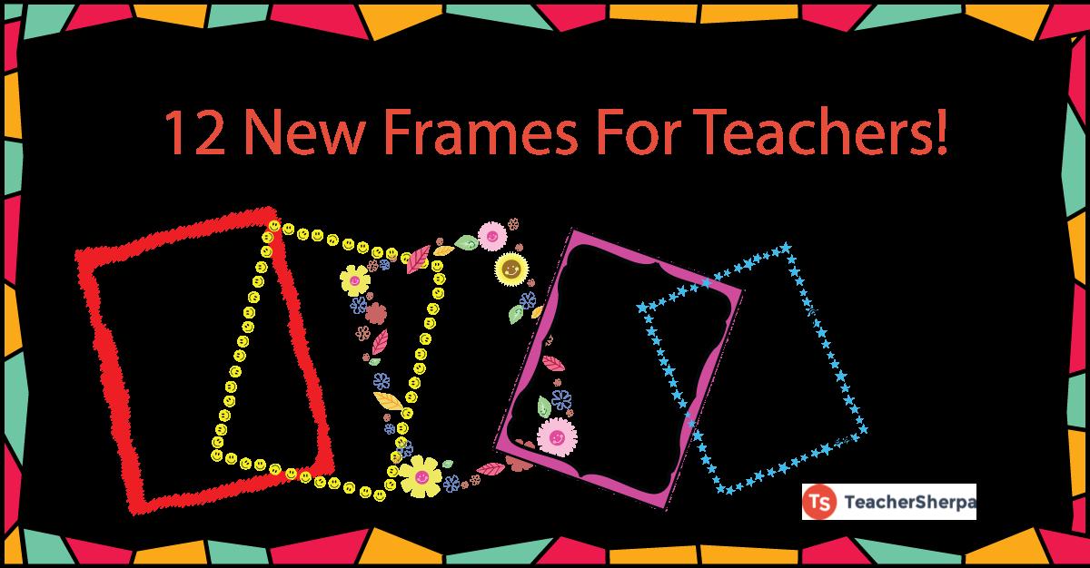 12 New Teacher Freebies