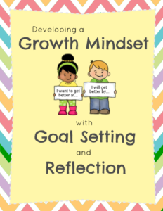 Growth Mindset With Goal Setting