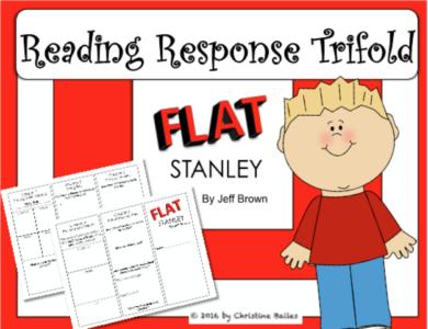 Flat Stanley reading response
