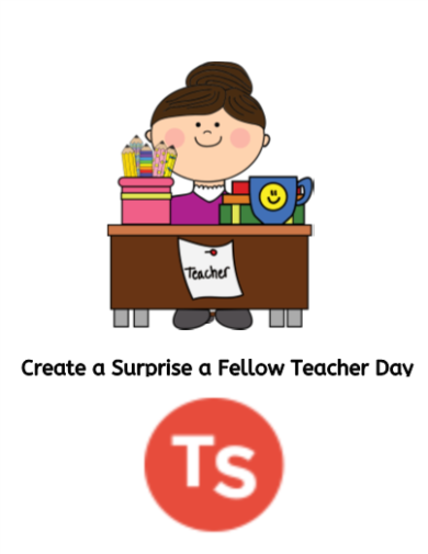 teacher appreciation, staff appreciation, surprise a teacher