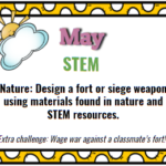 May STEM Activities Nature