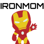 Mother's Day Activities Free Cards You're my Ironmom